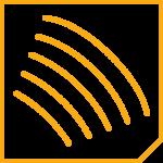 Icon Funkwellen